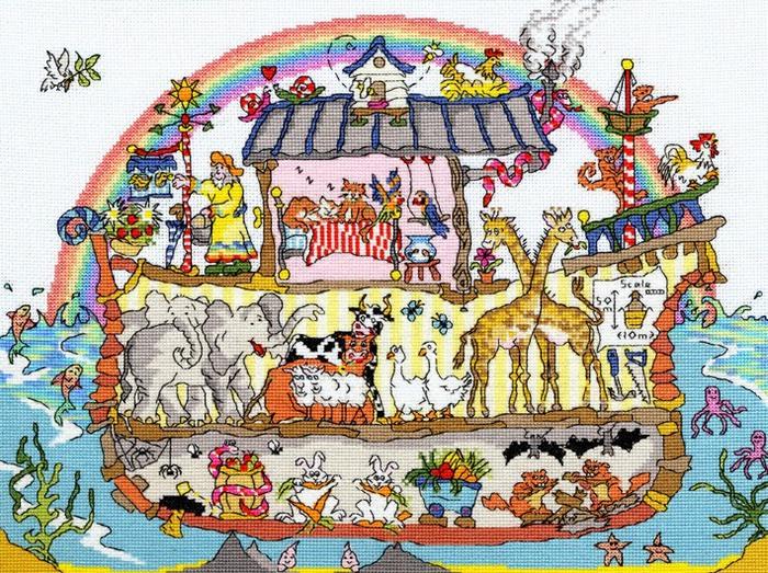 hayvanlar için nuhun gemisi